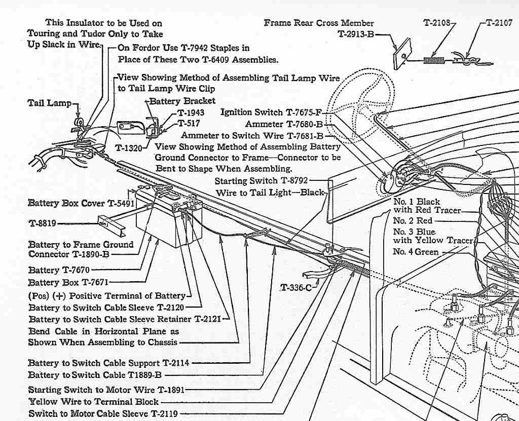1926 model t wiring diagram  u2013 1926 model t wiring diagram