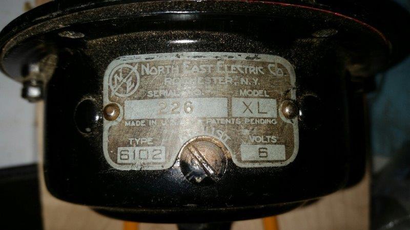North East Electric Hrn 1