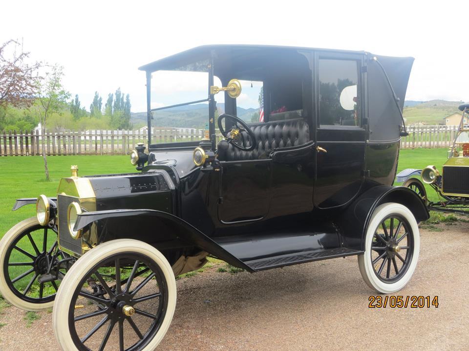 1915 Towncar
