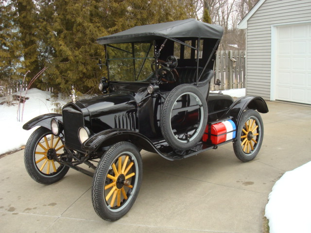 1920 Runabout