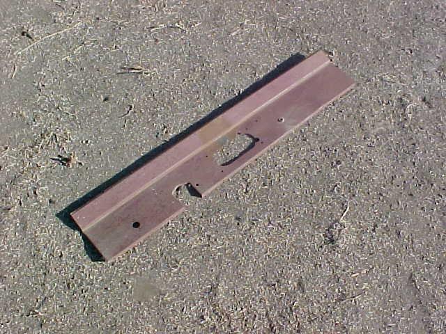 centerdoor panel