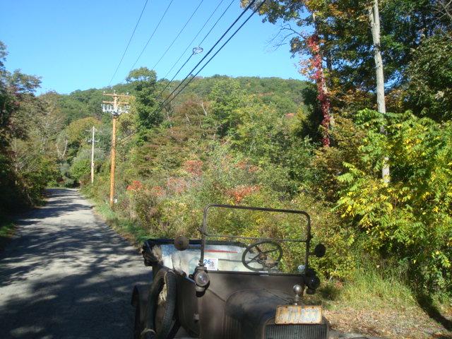 Heading upstate New York