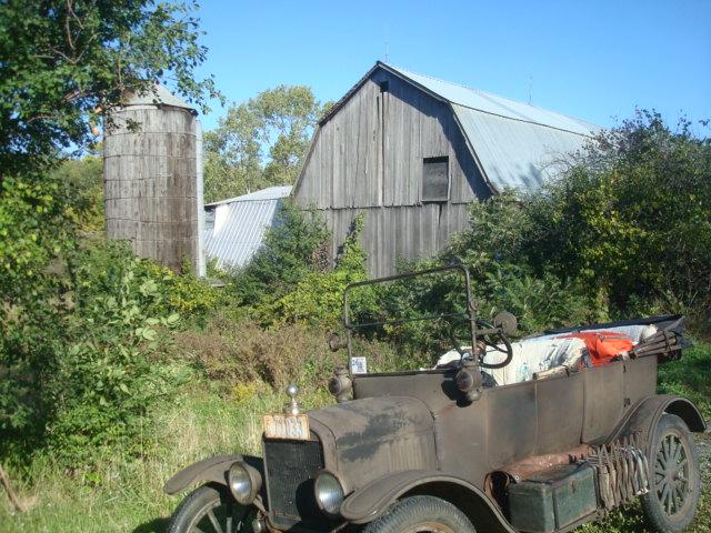 More rural New York