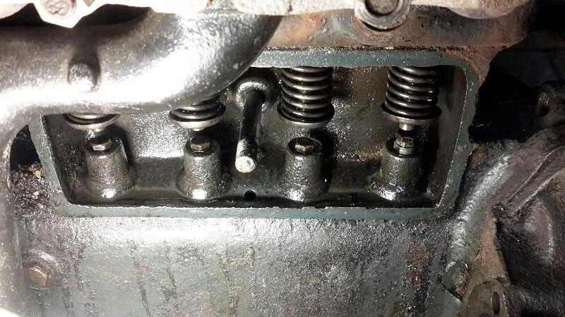 pinned valves