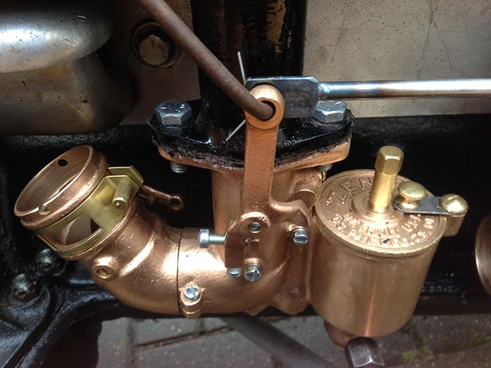 Model T Ford Forum: Zenith 04 carburator for Model T