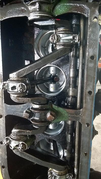 engine guts
