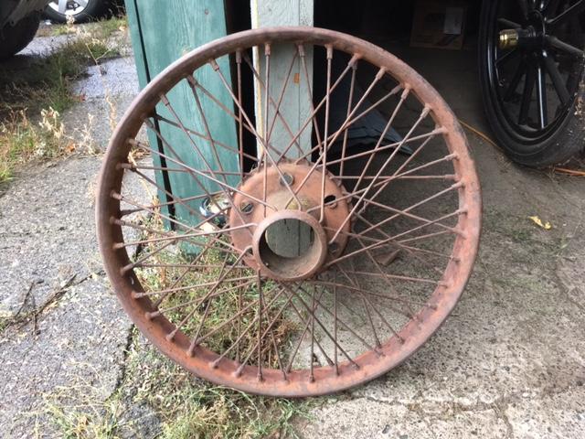 24 inch wheel
