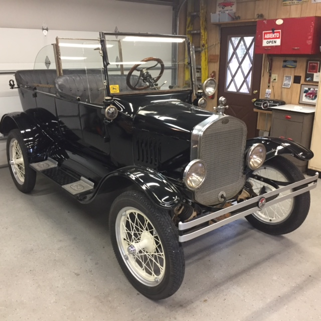 Model T Ford Forum: Old Photo