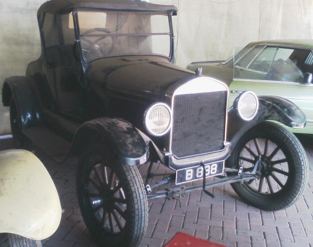 Canadian Model T