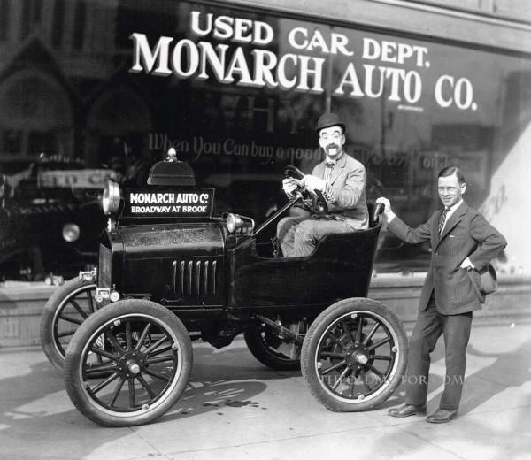 Shortie Model T
