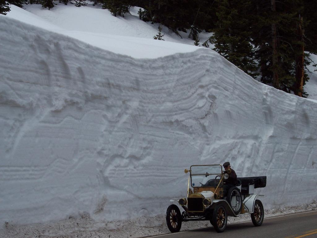 May 12, trail Ridge
