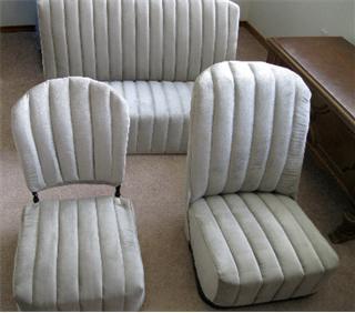 1926 Tudor Seat
