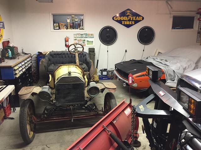 Man Cave Store Spokane : Model t ford forum ot show us your shop or man cave