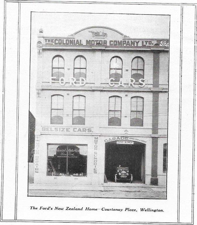 Colonial Motor Company
