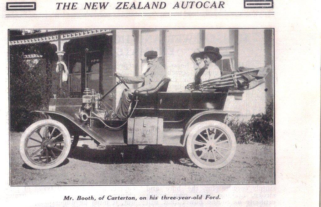 1909 NZ T ?