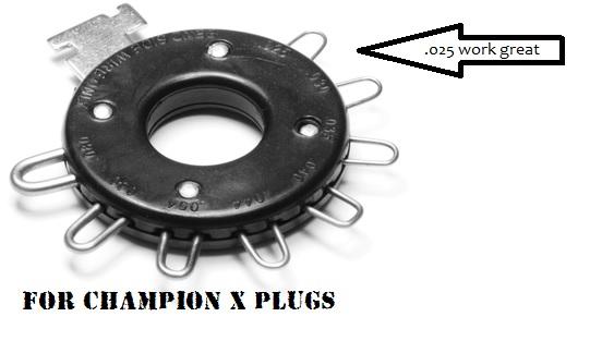Plug Gapper