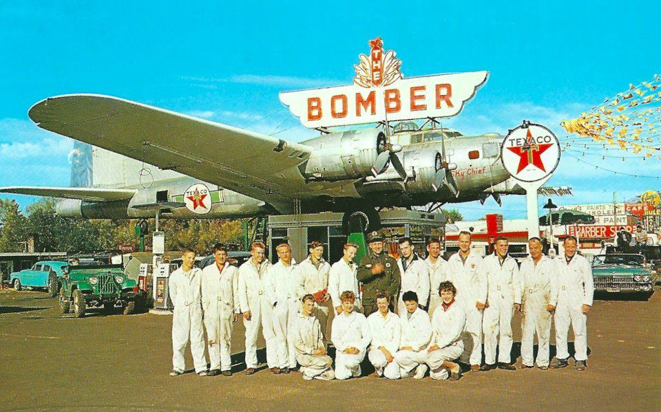 The Bomber-Texaco