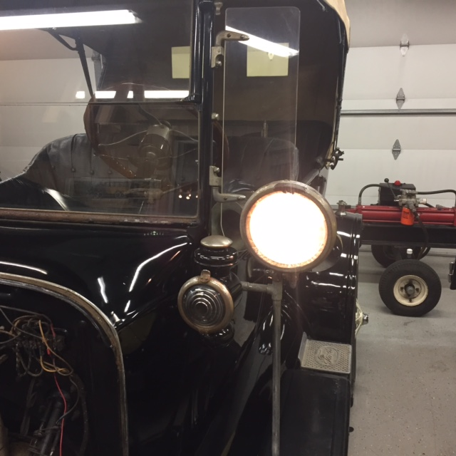 Model T Ford Forum Anyone Mount A Spotlight On Their T C H
