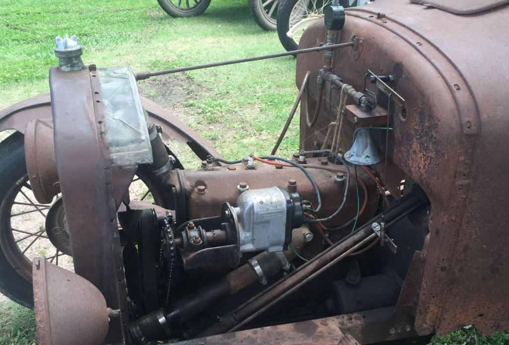 Model T Ford Forum Wolf Whistle Bracket And Install Idea S Please