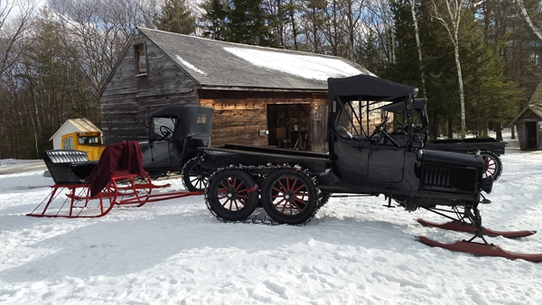 Muster Farm, North Sutton, NH