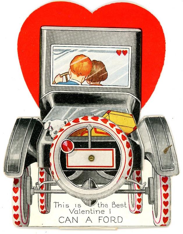 Model T Valentine