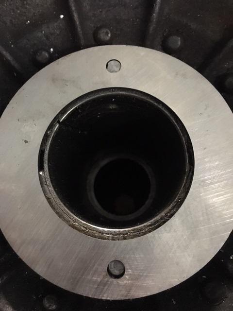 Thrust pin 1