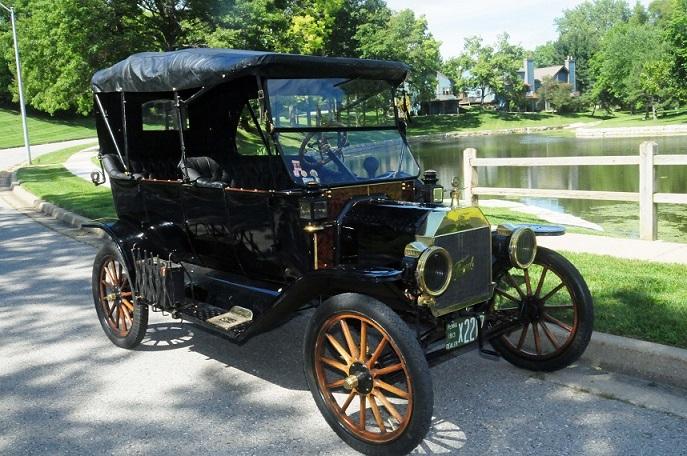 1913 Touring