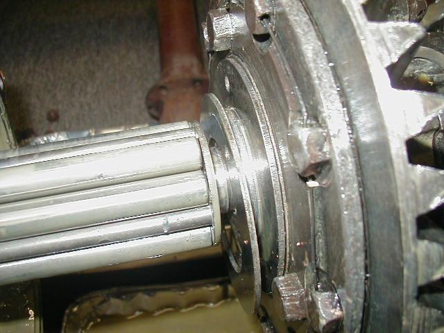 axle 16