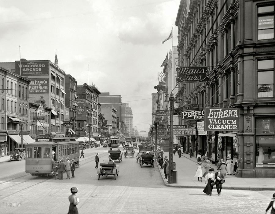 Woodward 1910