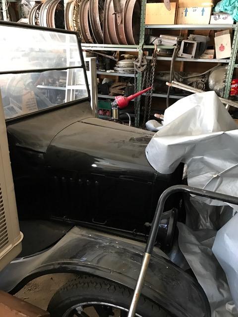 T in a garage 2