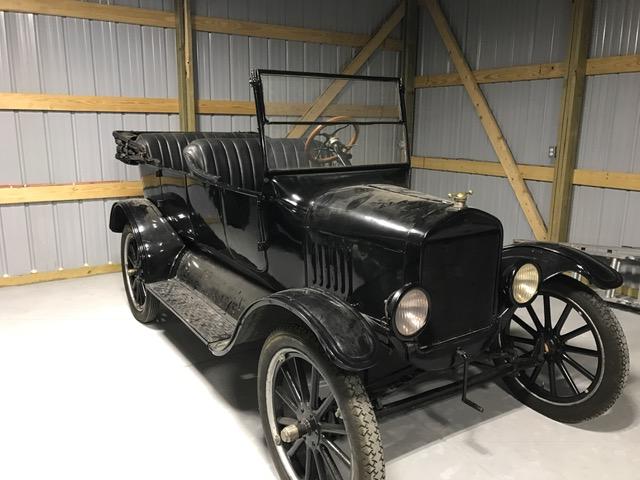 Model T - 1