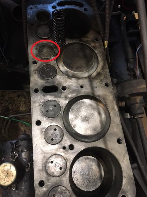Loose valve?