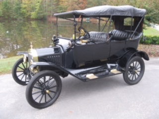 1915 T Touring