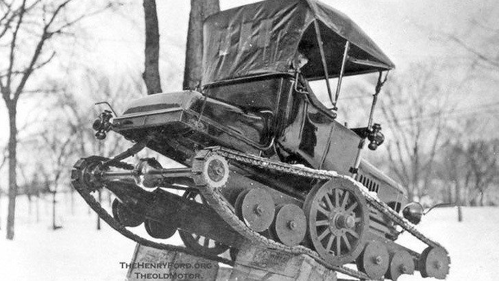 Now that's a Model T