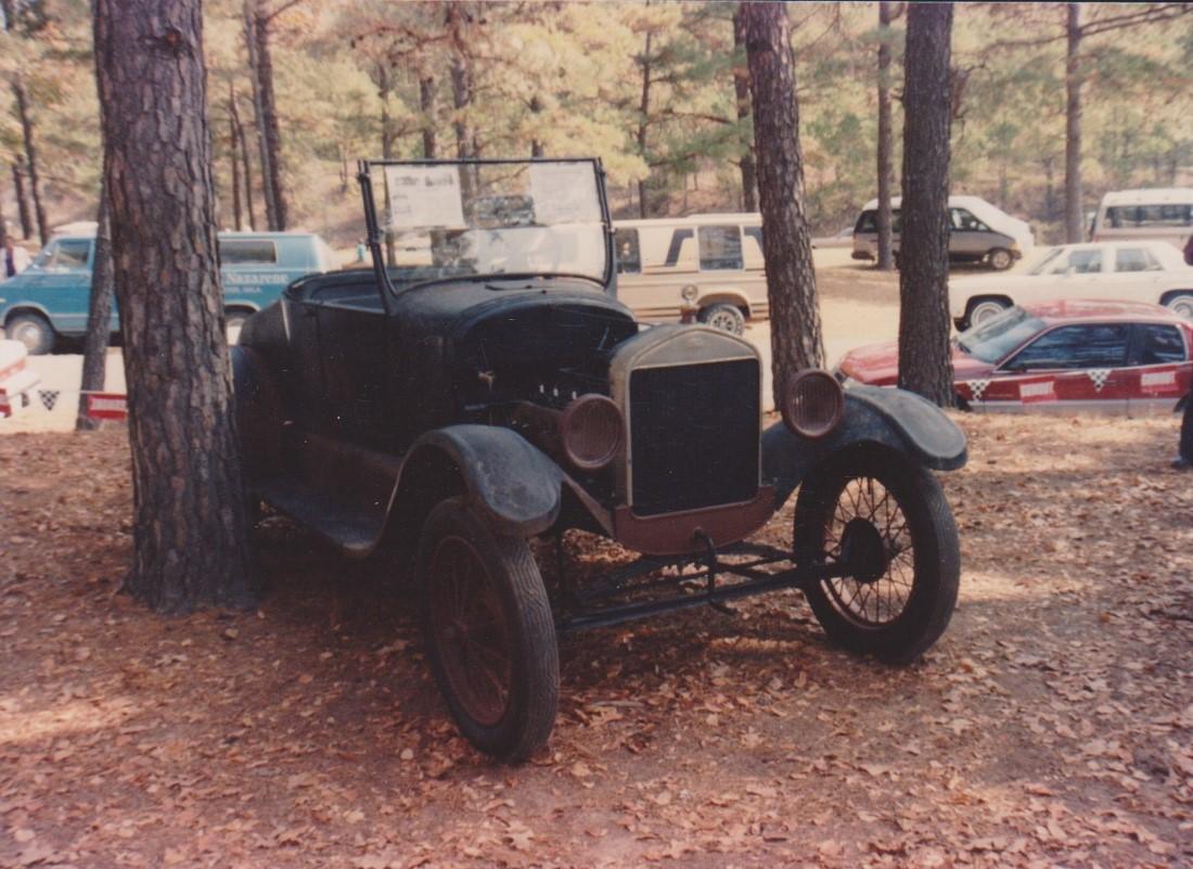 6 cylinder model t