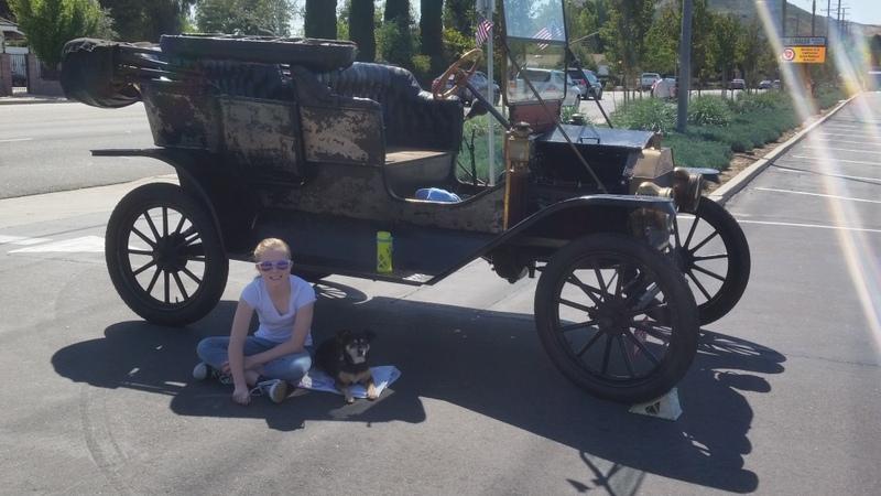 1911 model t - No gas