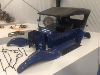 1923 touring complete body for sale $5500