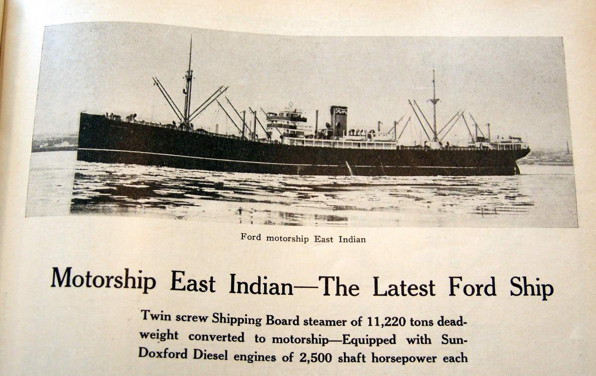MV East Indian