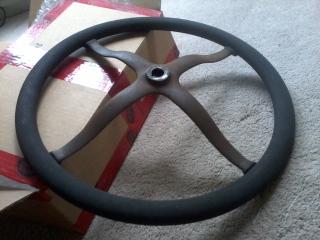"""17"""" Steering Wheel"""