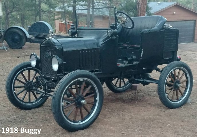 """1918 """"Buggy"""""""