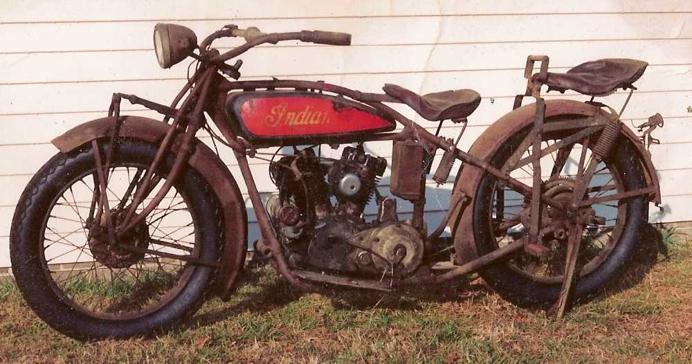 1928 Indian Chief