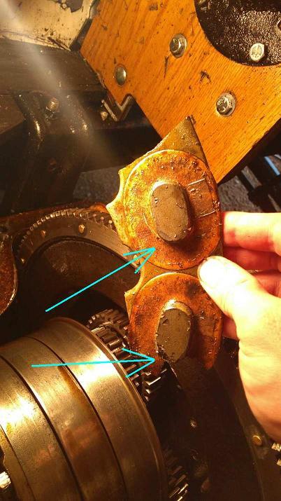 coil wheel chunk