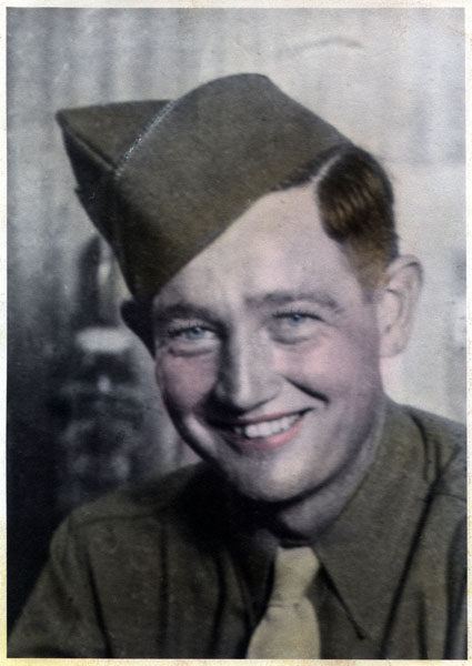 PFC Joe C. Regan