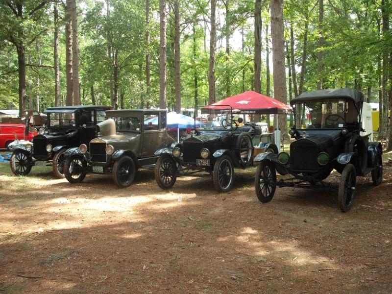 Model T Ford Forum: Petitt Jean swap meet in Arkansas
