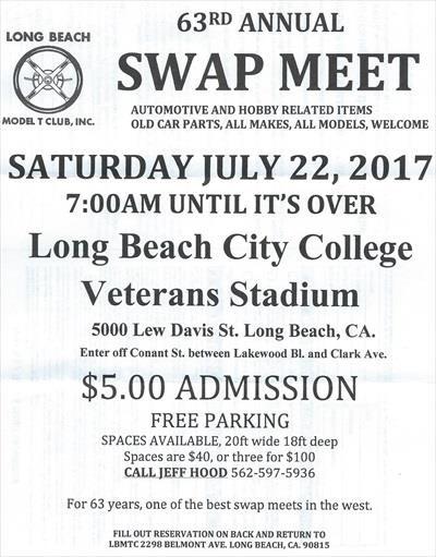 Long Beach Swap