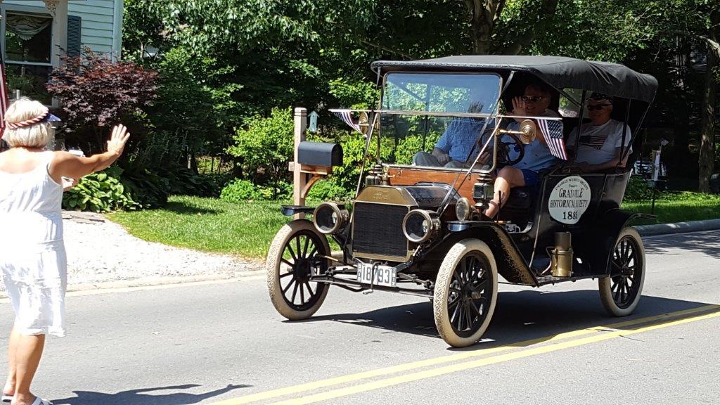 1912 T touring