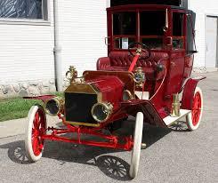 Ford T Landaulet.