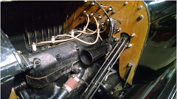 horn with engine