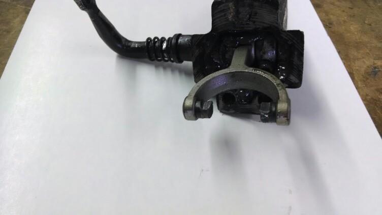 shift fork rollers