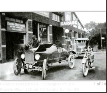 CAL & O'Connor, Indiana, 1923